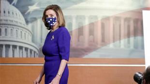 Nancy Pelosi - Chambre des représentants