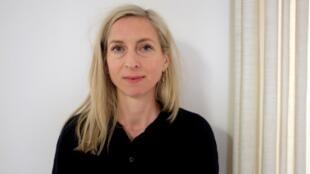 Jessica Hausner, réalisatrice autrichienne du film tourné en anglais «Little Joe», en lice pour la Palme d'or au Festival de Cannes 2019.