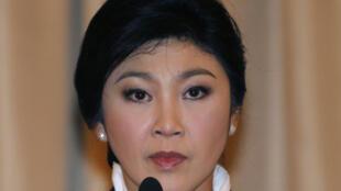 Yingluck Shinawatra, le Premier ministre thaïlandais, a annoncé lundi soir l'extension à tout Bangkok d'une loi de sécurité spéciale.