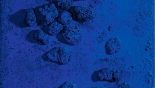 Yves Klein的國際克萊因藍