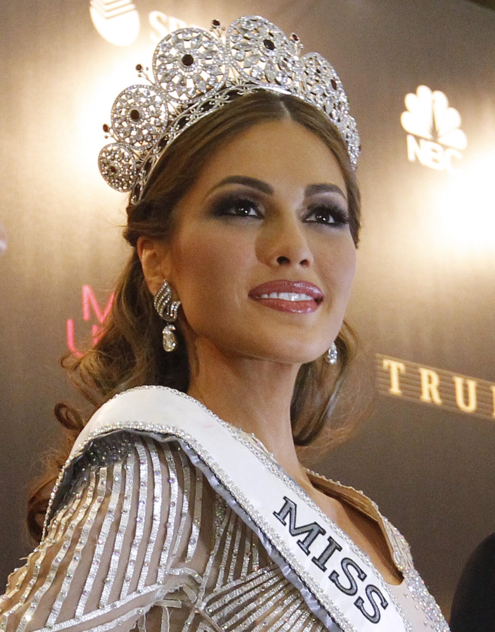 Hoa khôi Vénézuela Gabriela Isler, Hoa hậu Hoàn vũ 2013, Matxcơva, Nga, 09/11/2013