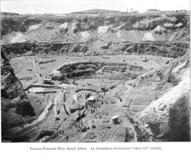 Premier Diamond Mine, South Africa