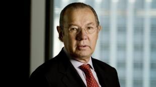 O ex-embaixador do Brasil em Washington Rubens Barbosa, atualmente presidente do Instituto de Relações Internacionais e Comércio Exterior.