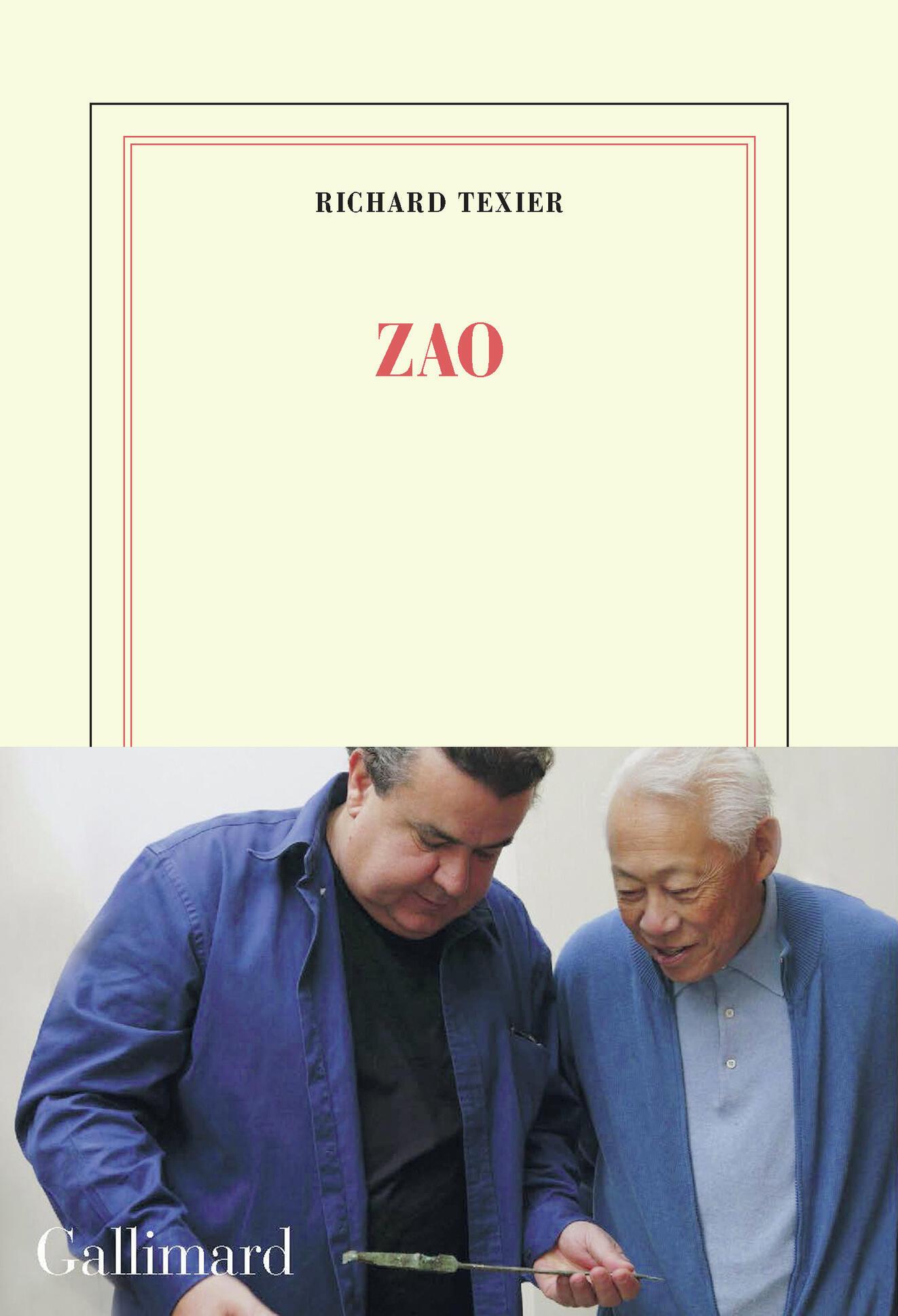 Zao- RICHARD TEXIER