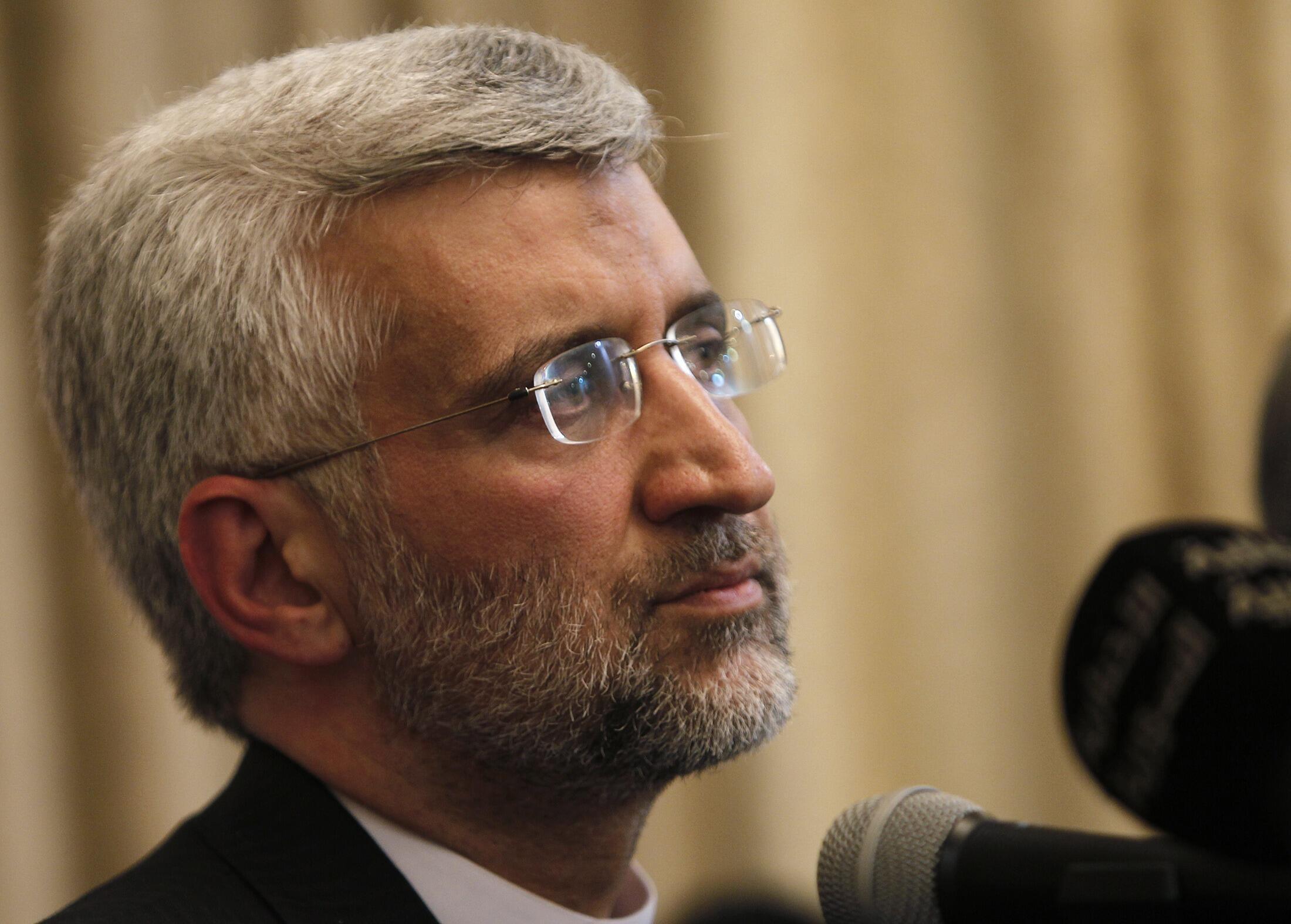 Иранский переговорщик Саид Джалили
