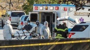 Por suspeita de ebola um paciente foi isolado e a Clínica onde estava, próxima a Boston, foi colocada em quarentena.