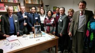 国际笔会和平委员会巴黎会议 2020年1月21日-23日