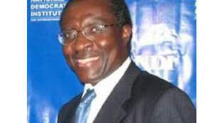 Christopher Fomunyoh, directeur Afrique du National Democratic Institute (NDI) basé à Washington.