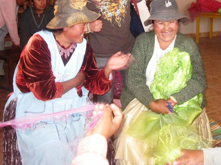 Casa de la Amistad. El Alto, Bolivia.