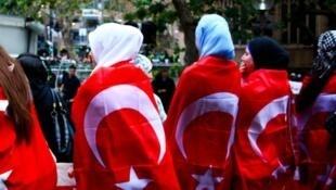 گسترش مذهب در جامعه ترکیه