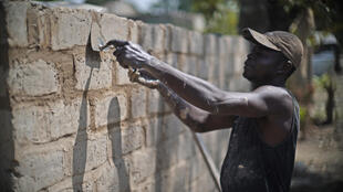 Bangui - construction - maison - Centrafrique