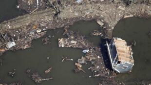 Devastation caused by Japan's tsunami