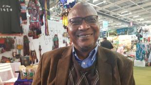 Moussa Ibrahim, président de la Chambre des Métiers de l'Artisanat du Niger.