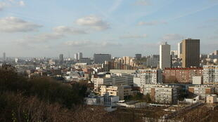 Montreuil, on the outskirts of Paris