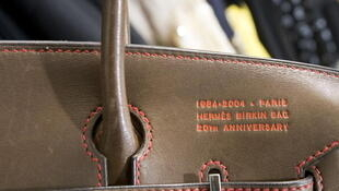 It's not in the bag for LVMH - a Hermès product as seen by Elle magazine