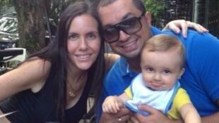 Laura Bego e a família escolheram Porto Alegre para reconstruir a vida.