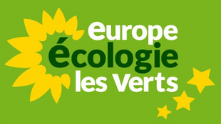 Logo des Verts.