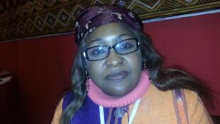 Mame Aïssa Ndiaye, chef du Département Etudes et Projets du Conseil sénégalais des Chargeurs  (COSEC).