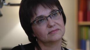Marta Gily, directora del Museo del Jeu de Paume.