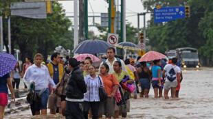 Les ouragans Ingrid et Manuel ont fait de nombreuses victimes et provoqué d'importants dégâts.