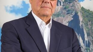 O presidente da Firjan, Eduardo Eugênio Gouveia Vieira.
