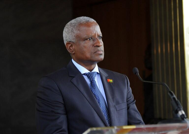 Manuel Serifo Nhamadjo, antigo presidente de transição da Guiné-Bissau