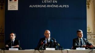 法国国防和国家安全委员会秘书长布雍 (Stéphane Bouillon)