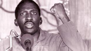 Thomas Sankara.