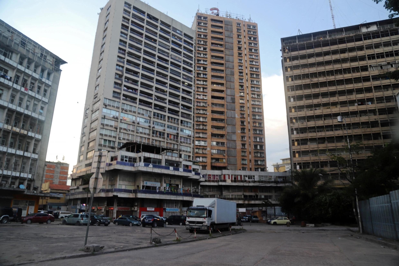 Le quartier des affaires de Kinshasa en RDC, la commune de la Gombe où se trouve le siège de la Banque centrale du Congo. (Photo d'illustration)