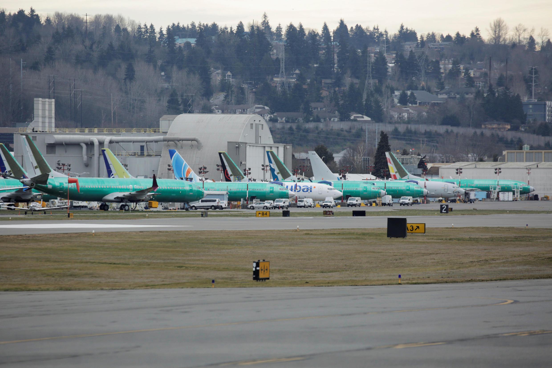 Por medida de segurança, vários países decidiram suspender os voos com o Boeing 737 MAX 8.