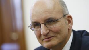 El nuevo presidente del banco del Vaticano, Ernst von Freyberg, se propuso hacer  verificar una por una las cuentas de la isntitución por una agencia estadounidense.