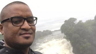 Captura de imagem do mural Facebook do jornalista moçambicano, Ericino de Salema, raptado por desconhecidos