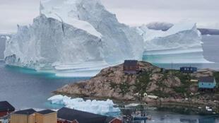 La fonte des glaces au Groenland prend des proportions inquiétantes, selon les scientifiques.