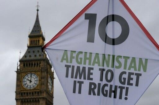 """""""10 Años en Afganistán - Ya es tiempo de hacer bien las cosas"""""""