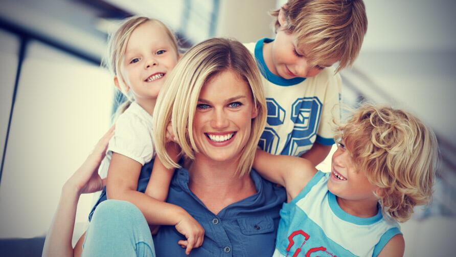 Noruega é o melhor lugar do mundo para ser mãe.