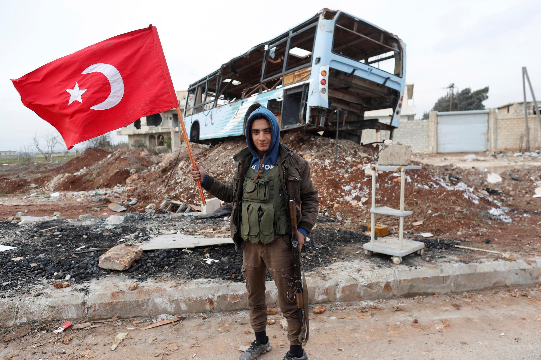 Ofensiva turca no norte da Síria, o começo de uma nova guerra no Oriente Médio