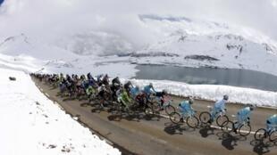 15° etapa del Giro de Italia 2013, el pasado 19 de mayo.