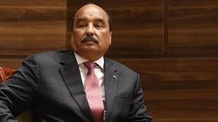 L'ancein président mauritanien Mohamed Ould Abdel Aziz.