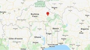 Tanwalbougou se situe aux confins du Burkina Faso.