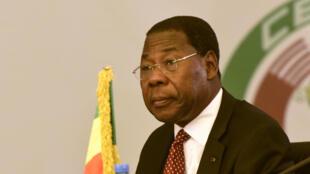 L'ancien président béninois, Thomas Boni Yayi.