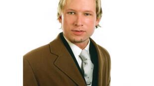 Maharin kasar Norway Anders Behring Breivik