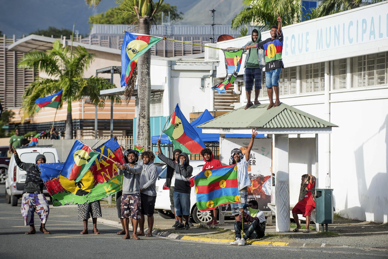 2020年10月公投時支持獨立的新喀里多尼亞人