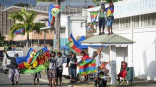 2020年10月公投时支持独立的新喀里多尼亚人