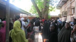 Daliban Jami'ar Usman Danfodio a Sokoto Tarayyar Najeriya