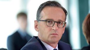 El ministro alemán de Justicia, Heiko Mass, el 24 de agosto de 2016.