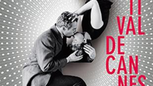 El afiche del Festival de Cannes 2013: Paul Newman y Joanne Woodward en 1963.