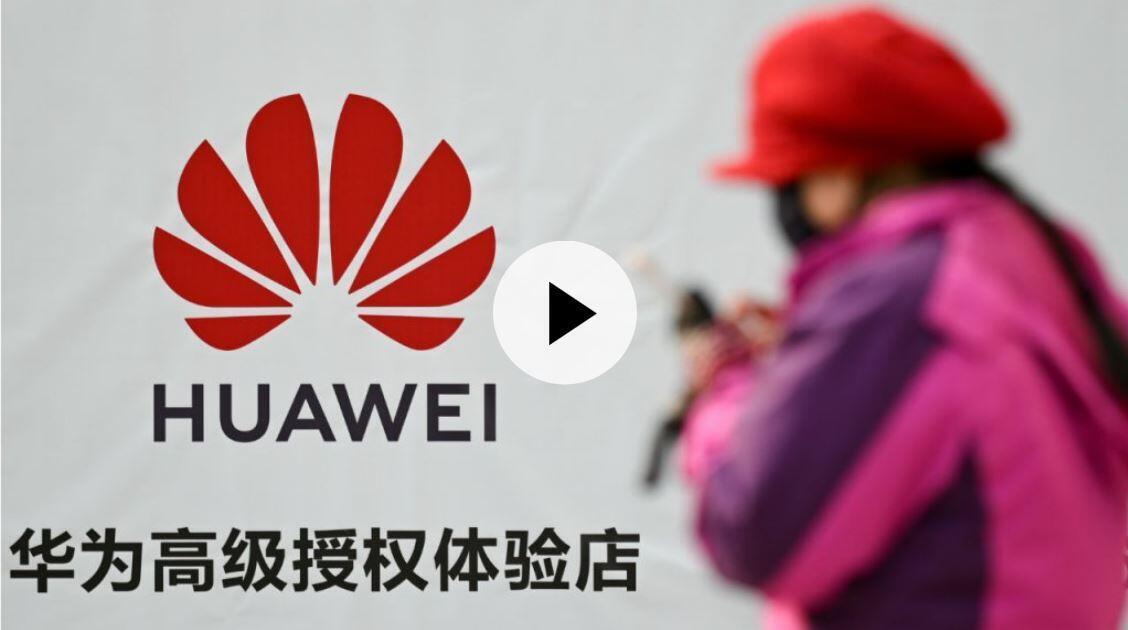 中国华为在制作手机排行世界第二