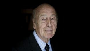 Valéry Giscard d'Estaing, who died December 2, 2020.