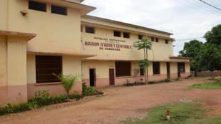 Prison de N'garagba à Bangui. En RCA, la peine de mort est suspendue depuis 1981.