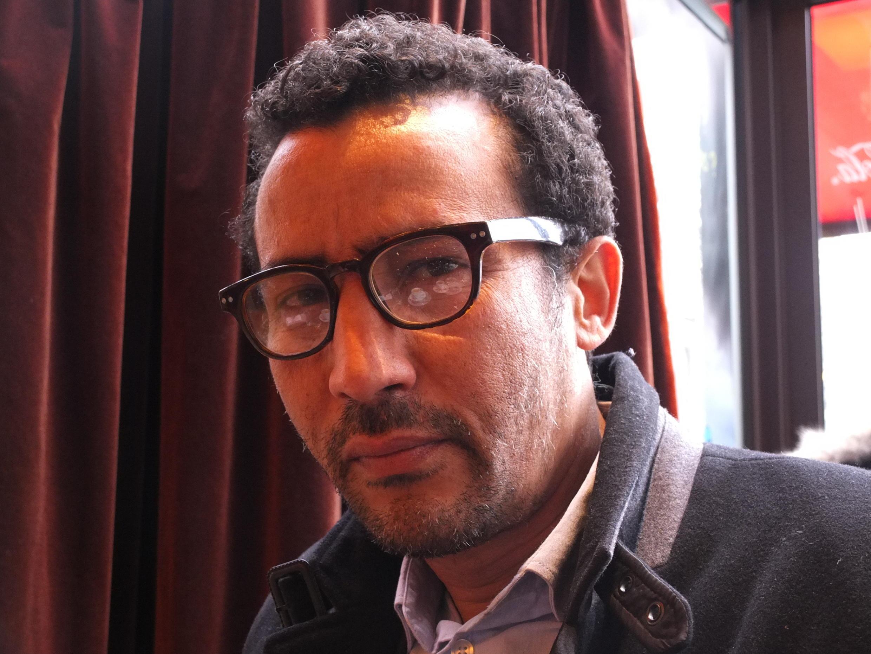 Le réalisateur mauritanien Lemine Ould Salem.
